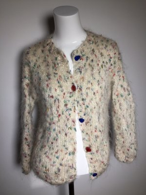 Strickjacke - Handstrick Vintage Jacke Cardigan