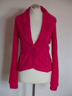 Strickjacke Jacket in pink von DIDI Gr. S