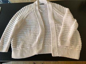 Campus by Marc O'Polo Veste tricotée en grosses mailles blanc