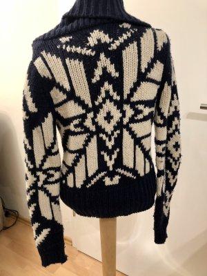 American Eagle Outfitters Chaqueta de lana multicolor