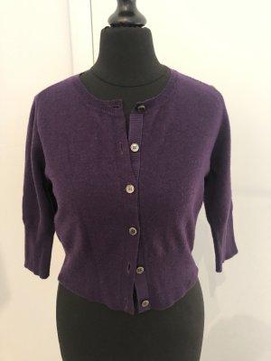 Henry Cotton's Cardigan blue violet