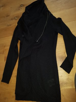 strickjacke long