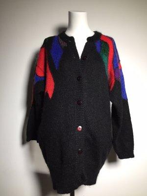 True Vintage Veste longue multicolore