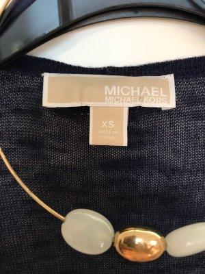 Michael Kors Cárdigan azul