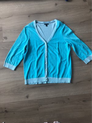 Tommy Hilfiger Veste en tricot bleu clair