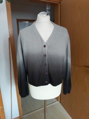 Woodpecker Oversized Jacket grey-black