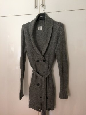 H&M Knitted Cardigan grey