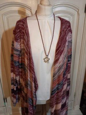 Takko Giacca in maglia multicolore