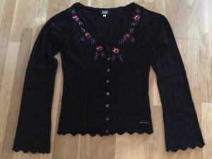 Dolce & Gabbana Veste en tricot multicolore