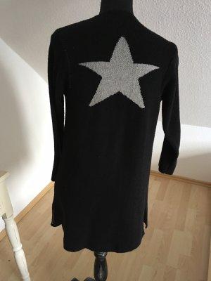 Strickjacke mit Stern