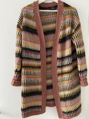 Strickjacke mit Wolle
