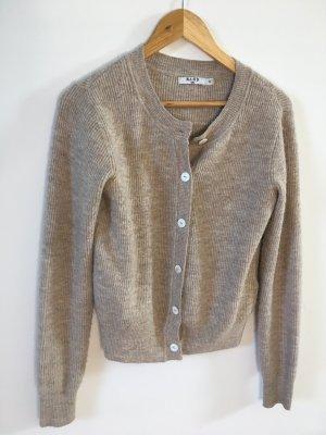 Strickjacke NA-KD Button Knitted Cardigan
