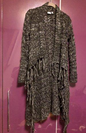 Object Cardigan a maglia grossa multicolore Cotone