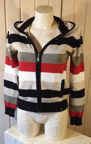s.Oliver Shirt Jacket black-dark red