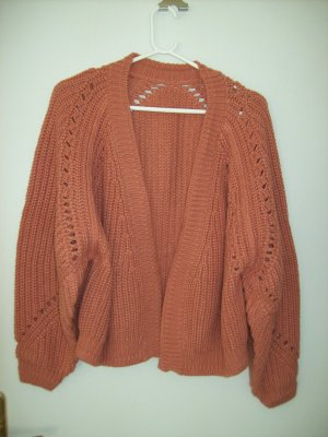 C&A Knitted Vest russet
