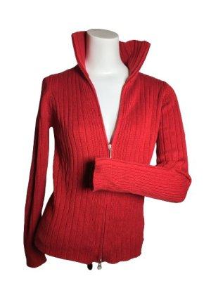Cecil Giacca di lana rosso scuro-carminio