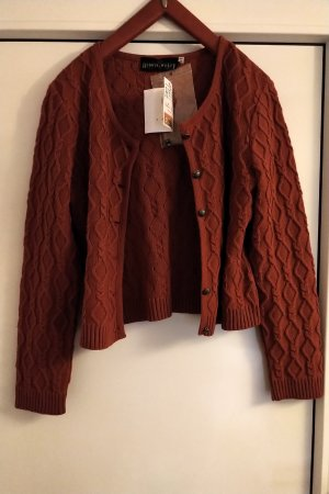 Berwin & Wolff Short Jacket red