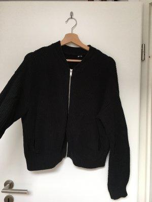 H&M Giacca di lana nero