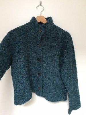 Vintage Giacca di lana multicolore