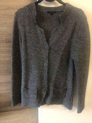 Carina Ricci Blazer in maglia grigio