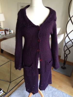 Strickjacke / Strickmantel von FEEDBACK Gr. M