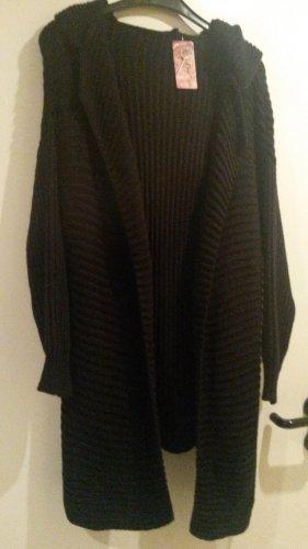 My Style Gebreide jas zwart