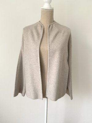 V Milano Wool Jacket oatmeal