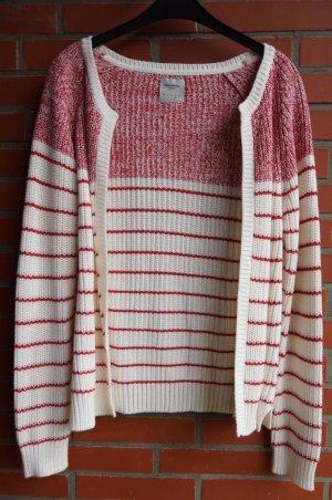Vero Moda Coarse Knitted Jacket multicolored