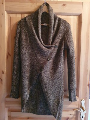 Vero Moda Giacca di lana cachi-crema Lana