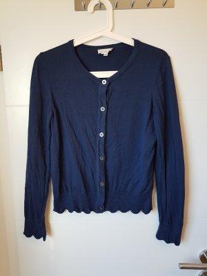Armedangels Knitted Cardigan dark blue