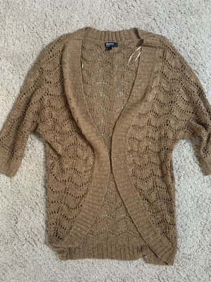 Blanco Knitted Cardigan light brown