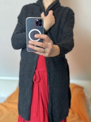 Blaumax Veste en tricot gris