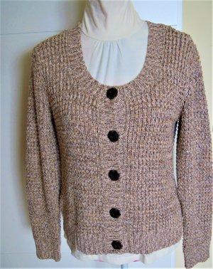 Bonita Giacca in maglia multicolore Cotone