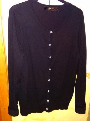 bpc bonprix collection Cardigan in maglia nero