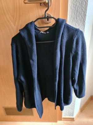 Cecil Veste en laine bleu foncé