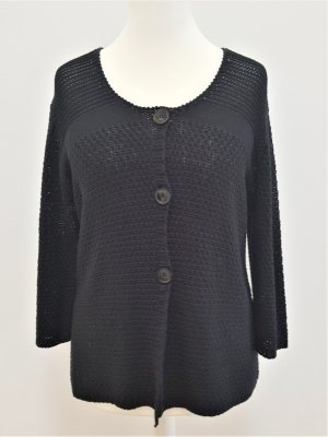 Creation L. Knitted Cardigan black