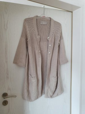 esprit collection Coarse Knitted Jacket oatmeal