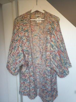 Volcom Short Sleeve Knitted Jacket multicolored polyacrylic