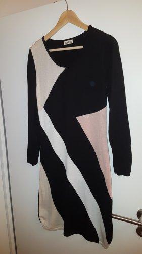 Boysen's Gebreide jurk veelkleurig