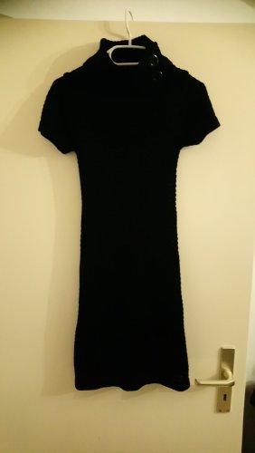 Madonna Vestido tejido negro