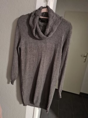 Abito maglione grigio