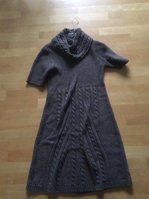Apart Gebreide jurk veelkleurig