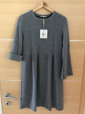 SusyMix Knitted Dress grey
