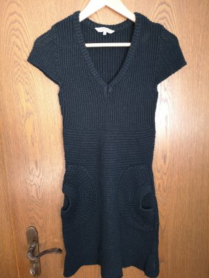 Clockhouse Knitted Dress black