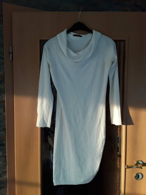 Be Tween Knitted Dress white-oatmeal