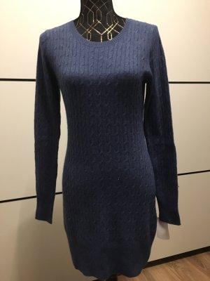 Aphorism Sukienka z dzianiny niebieski