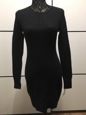 Aphorism Knitted Dress black