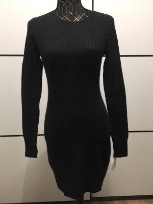 Aphorism Robe en maille tricotées noir