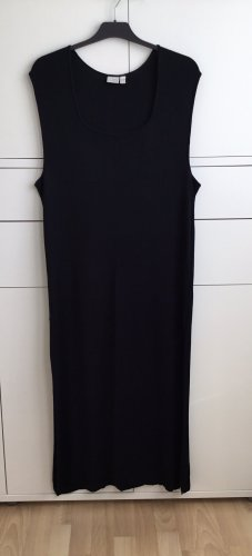 Ulla Popken Knitted Dress black viscose
