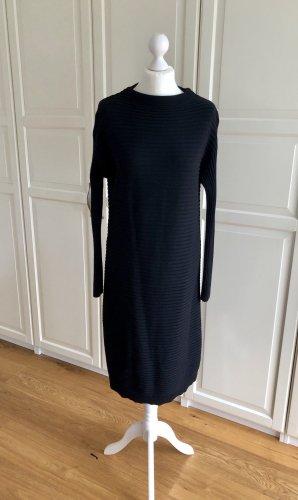 Betty & Co Gebreide jurk zwart